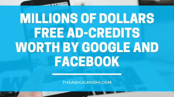 Free Facebook and Google Ads